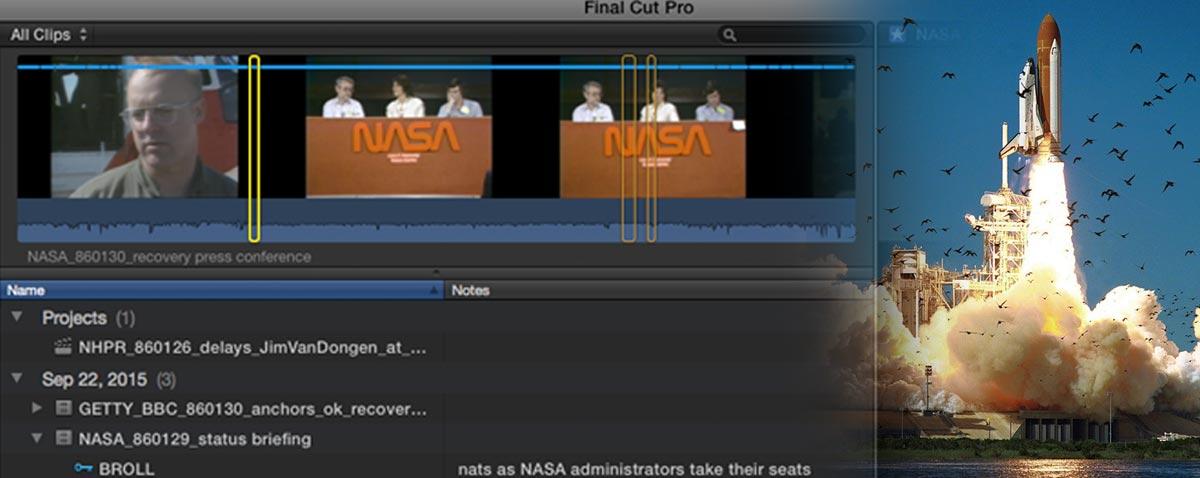 user stories rh fcp co Sample Image Effects in Final Cut Pro 7 Audio Track Final Cut Pro 7