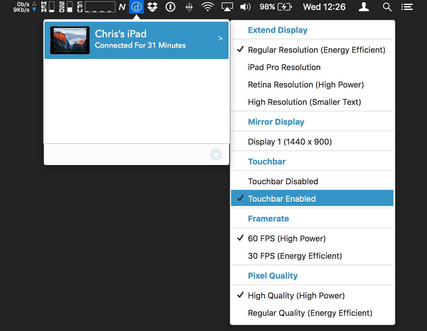 touchbar fcpx ipad 02