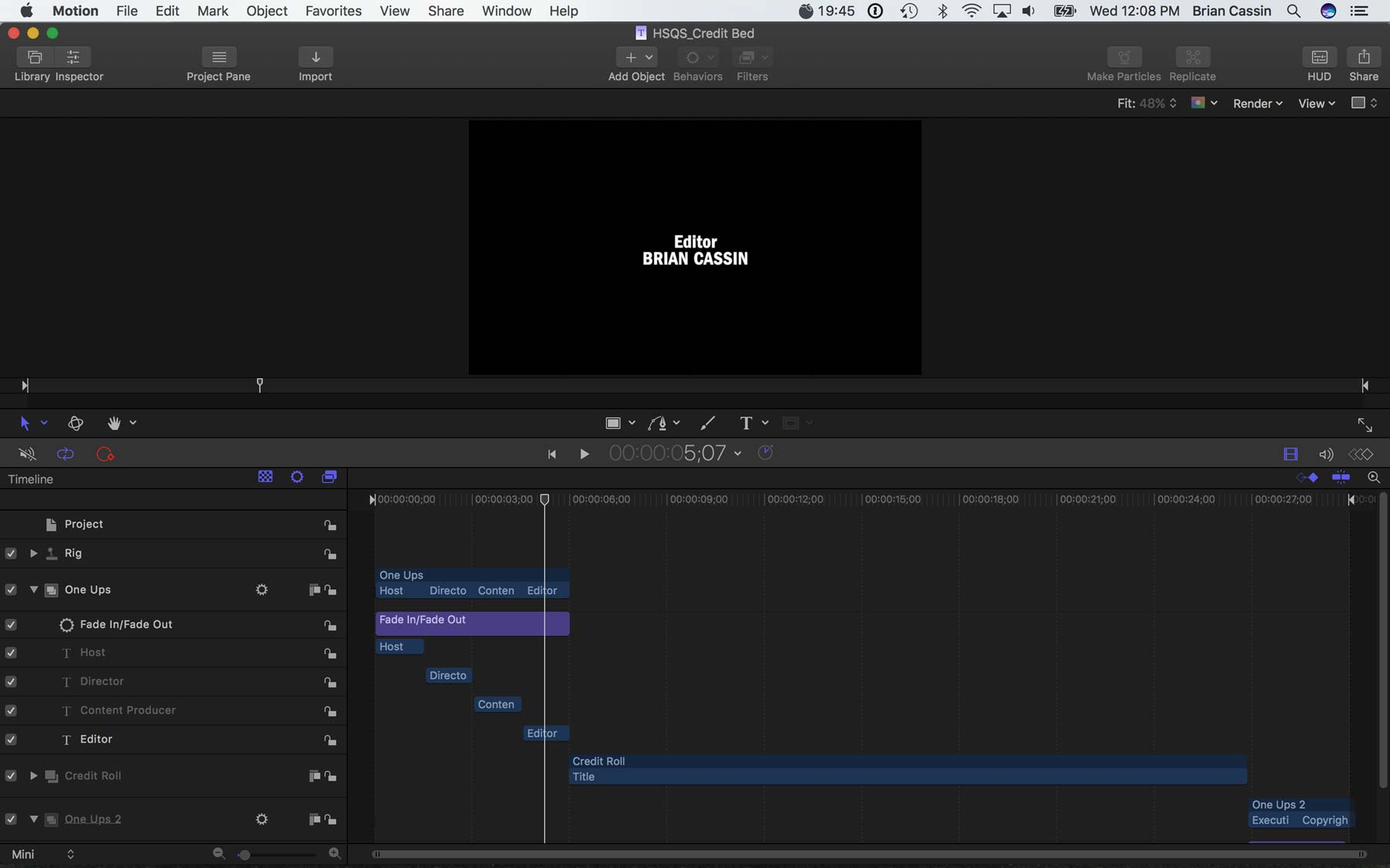 FCPX Quiz Show 26
