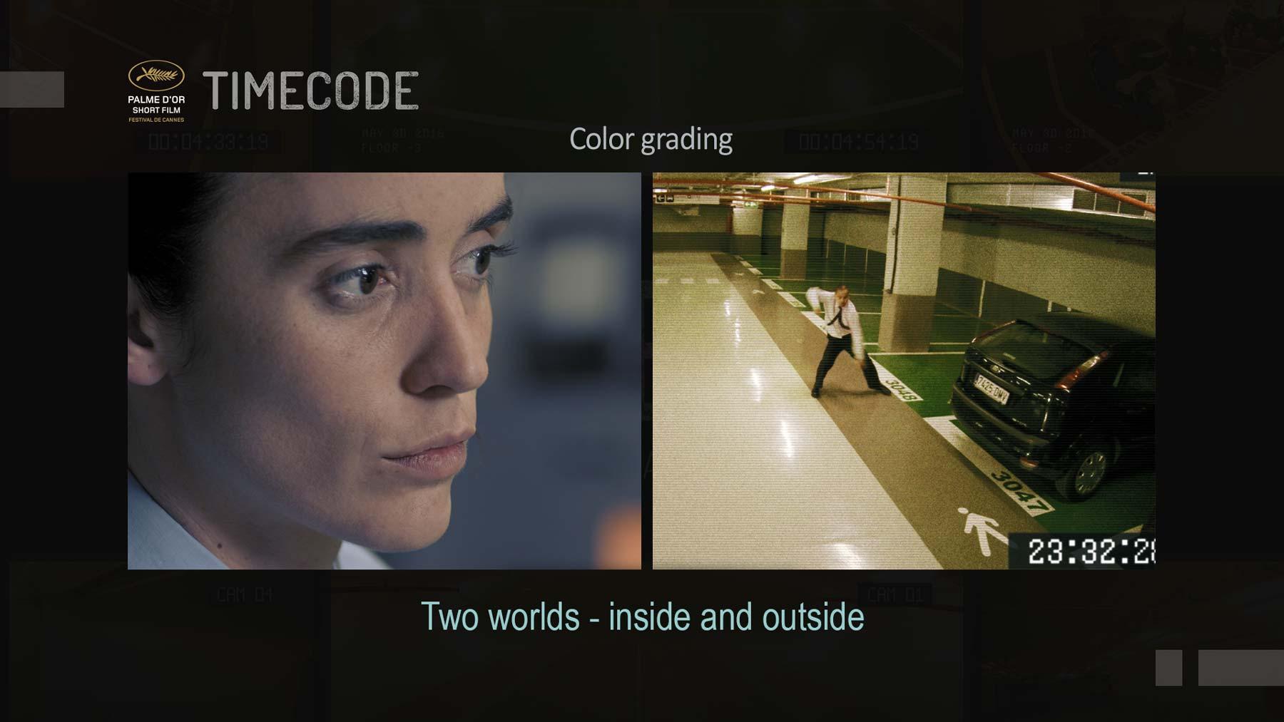 TIMECODE film 2017