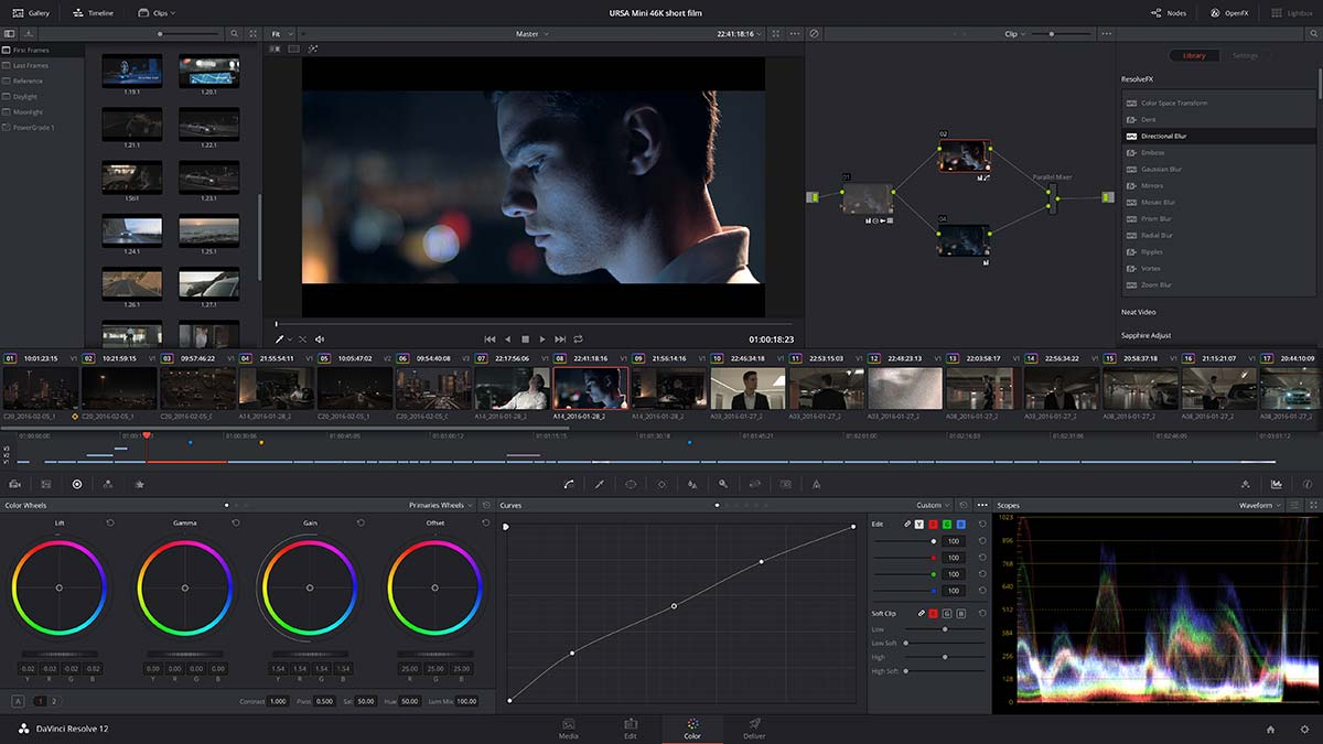 Off The Grid: A Modern FCPX-RED-Resolve Workflow - Part 5