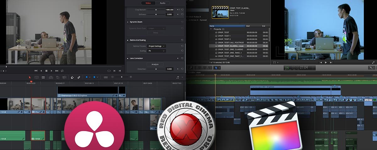 FCPX Fincher Style - Part III - Fixes, Formulas, & Finishing