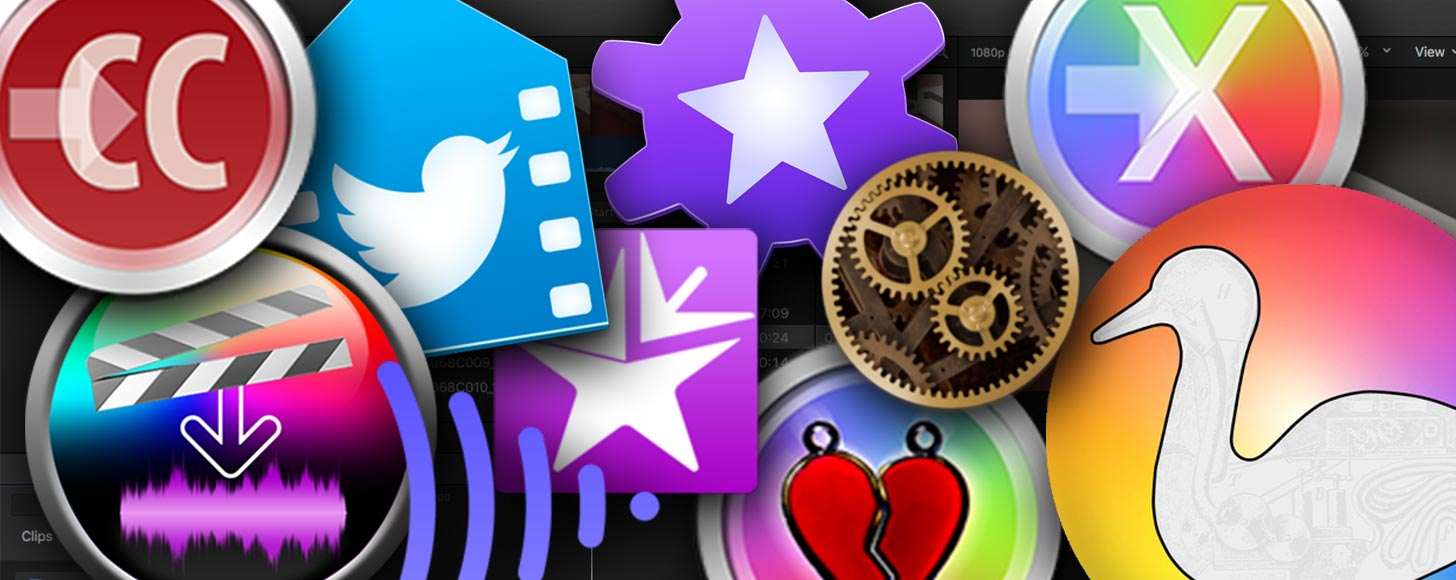 The Top Ten Apps for Final Cut Pro X