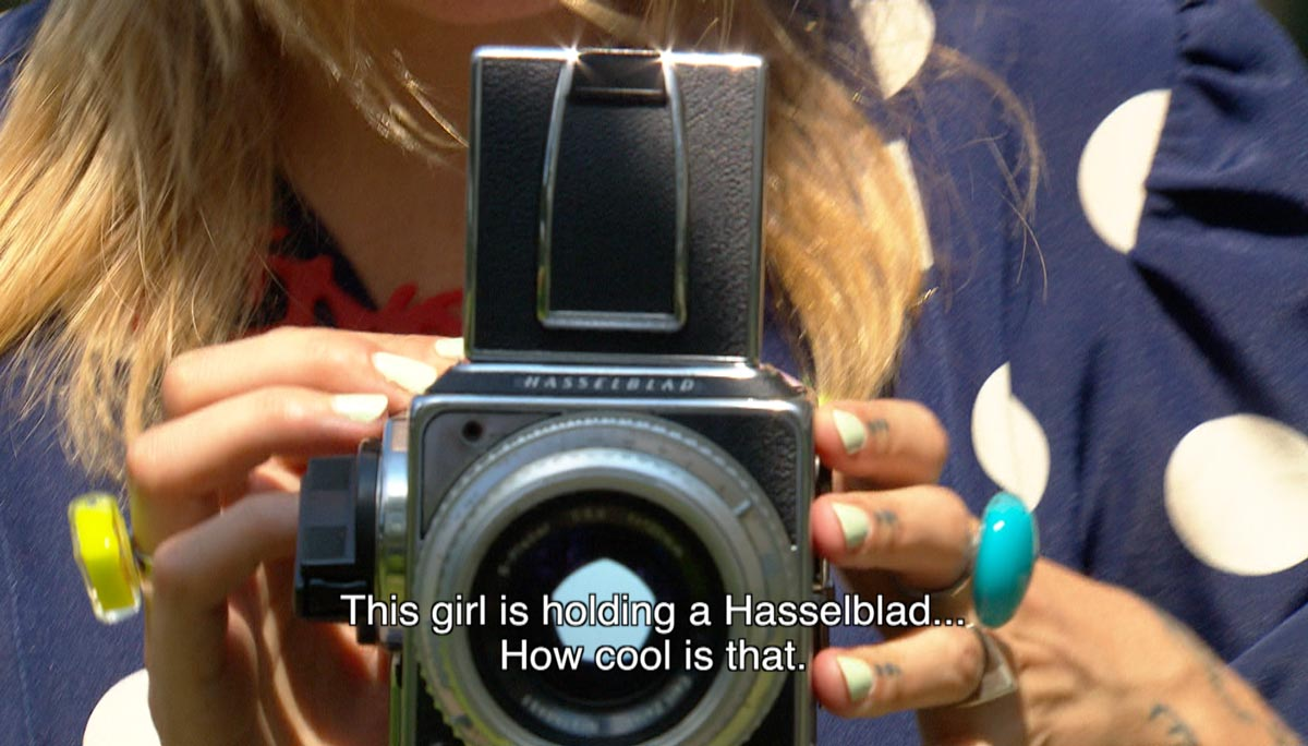 fcpxtra girl hasselblad