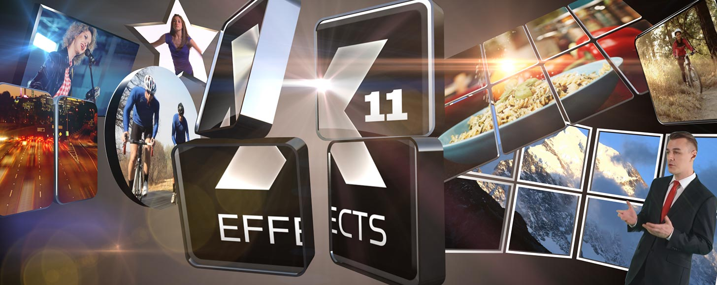 Idustrial Revolution Releases XEffects 3D Video Walls