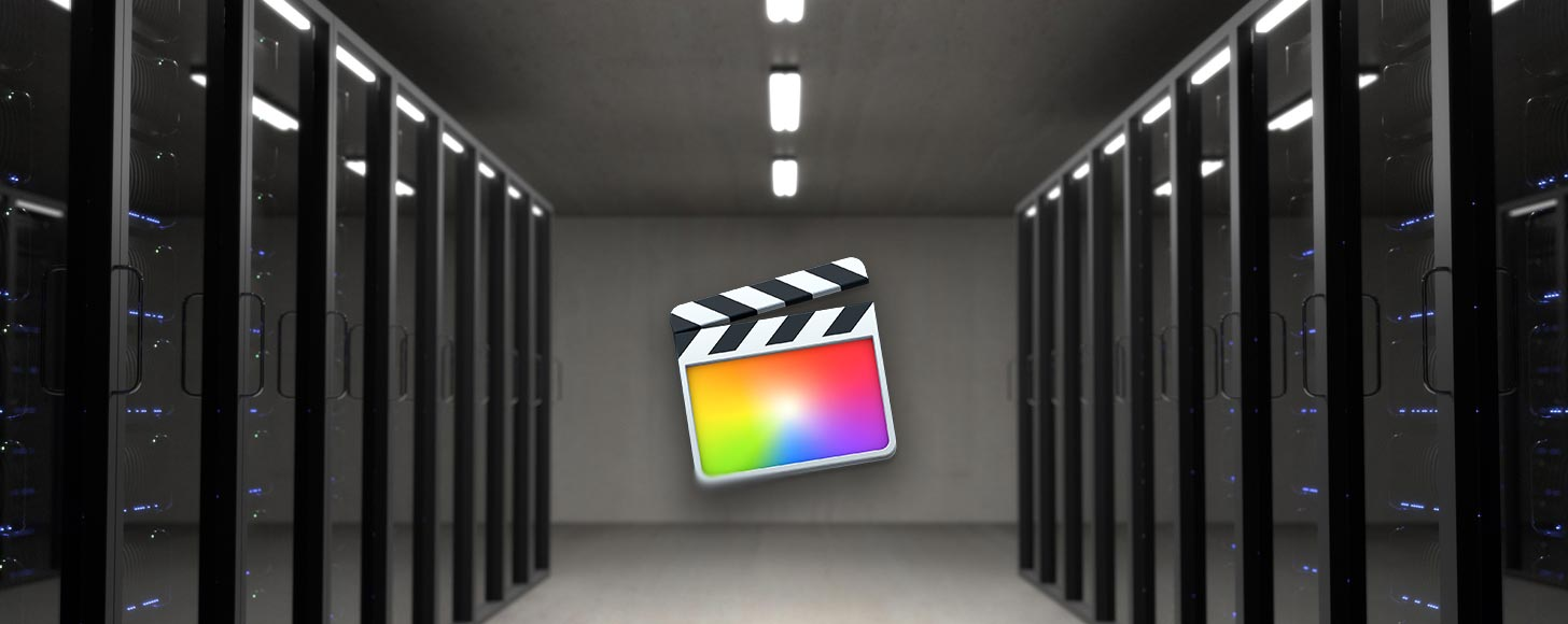 Final Cut Pro X and The Cloud