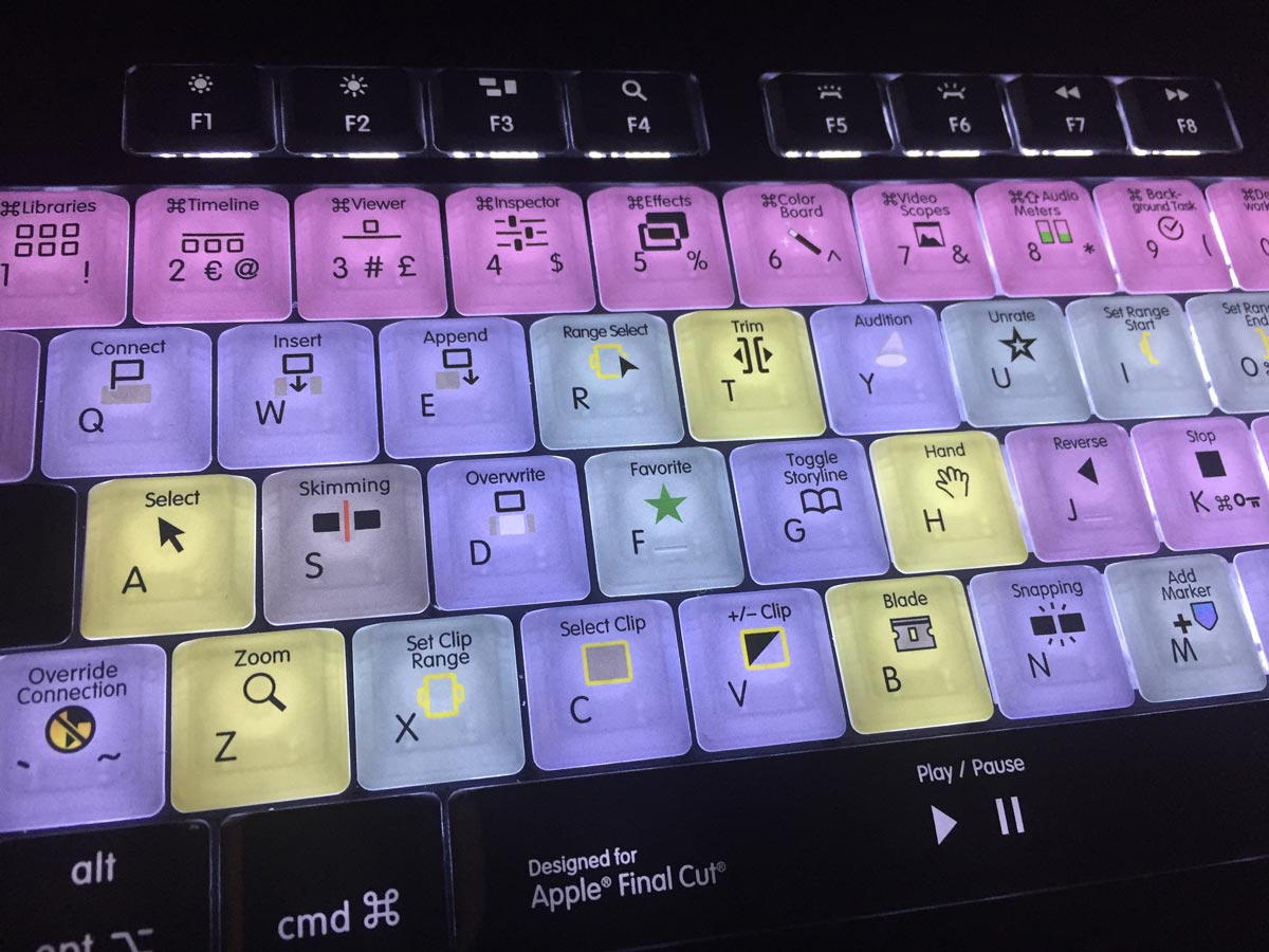 logic keyboard 5