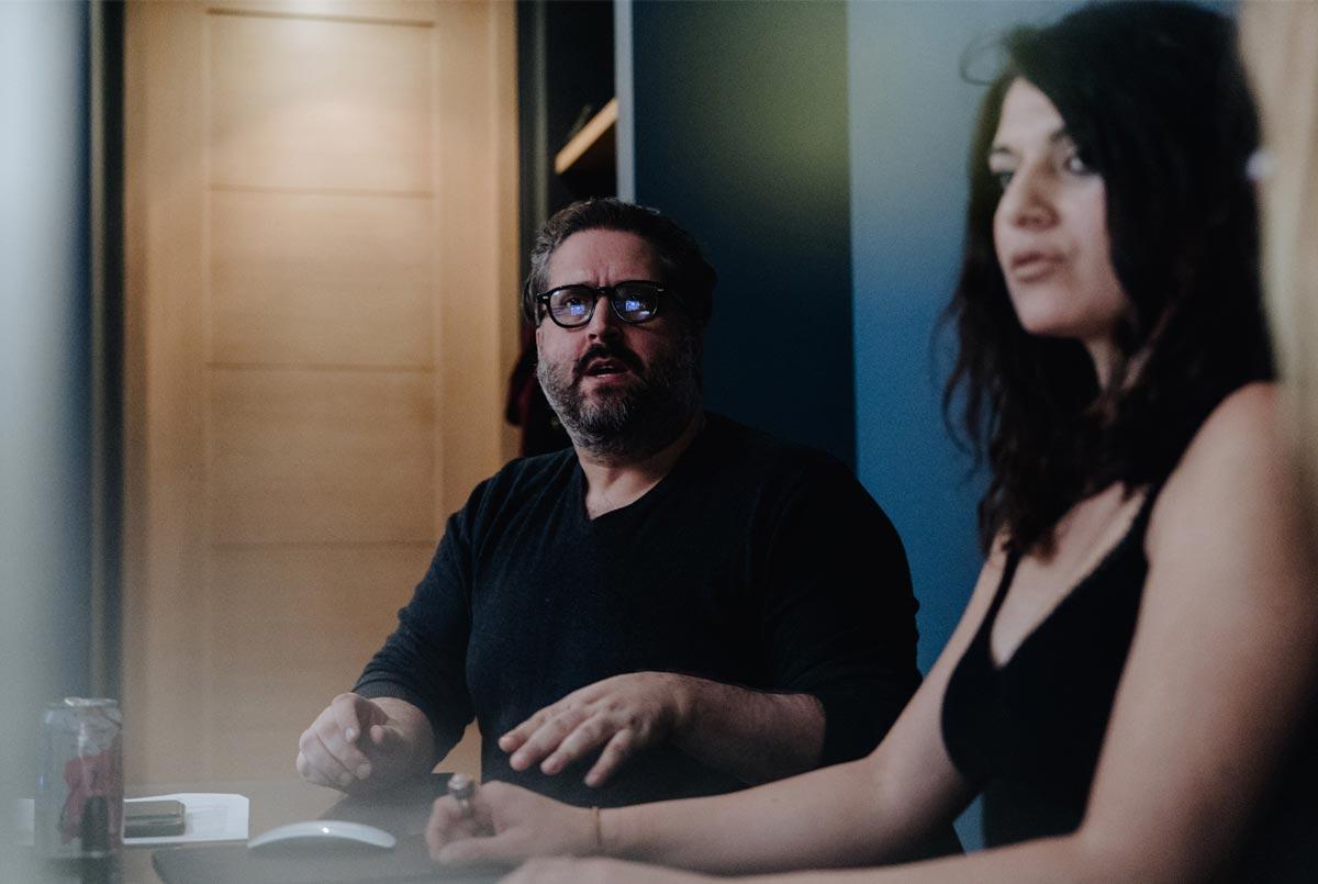 Apple Aspiring Filmmakers Aaron Kaufman La Buena Muerte 20180117