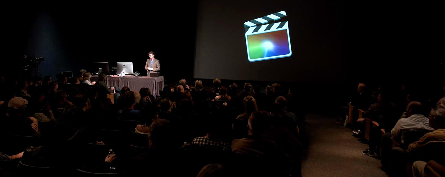 Watch the Apple Final Cut Pro 10.4 Presentation from LACPUG