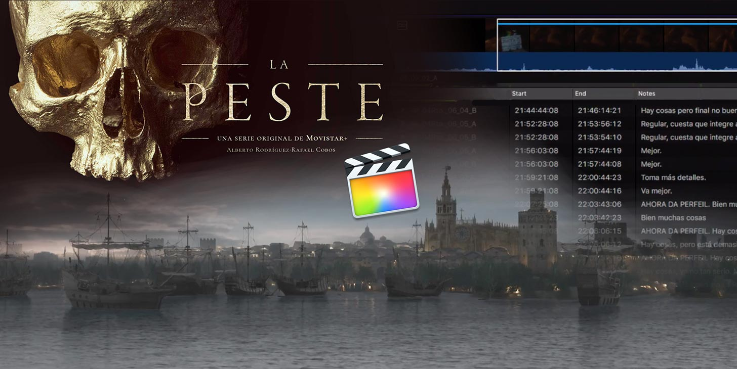 Cut With Fcpx The Prestigious Period Mystery Thriller La Peste Surpasses Game Of Thrones To Become The Most Watched Television Series In Spain