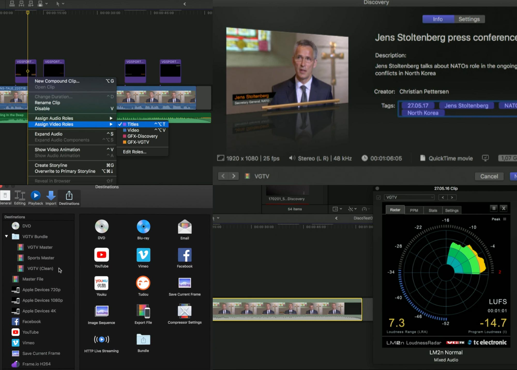 09 VGTV FCPX export