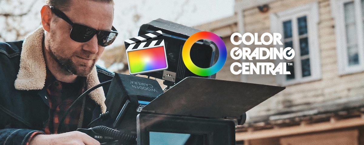 Watch Denver Riddle's 12 Minute Colour Correction Crash Course for Final Cut Pro X