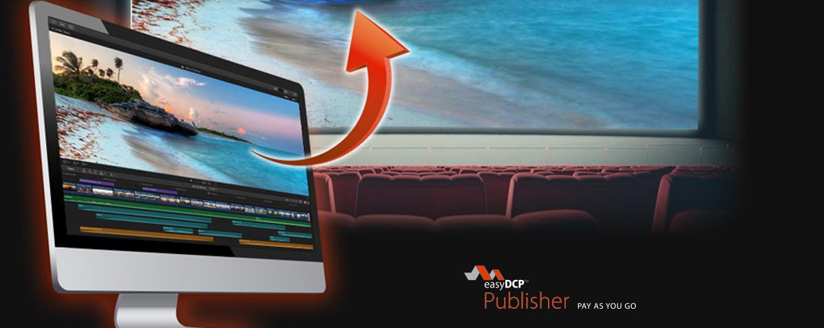 easyDCP Exports From Final Cut Pro X Now on a Pay-As-You-Go Basis