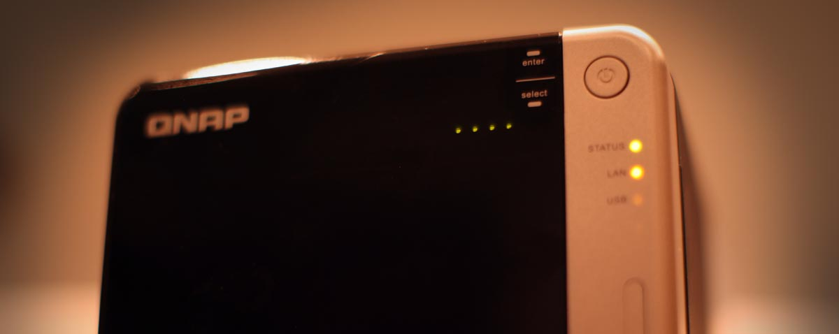 On Test: The QNAP TS-453BT3 Thunderbolt 3 Desktop Shared Storage NAS