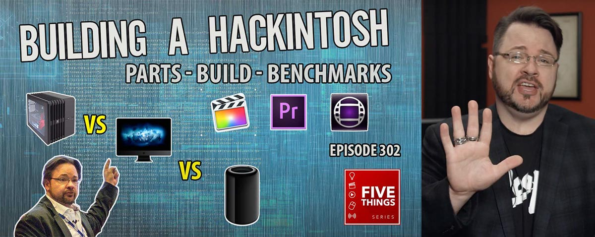 Michael Kammes Builds a Hackintosh - Was It Worth It?