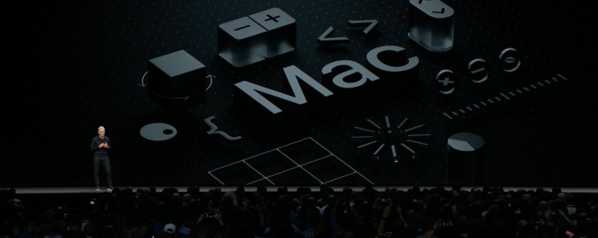 Apple Announce Mojave, the New macOS 10 14 With Dark Mode at