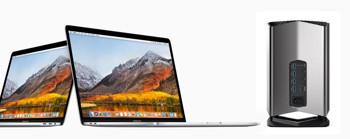 Apple Announce New MacBook Pros and Blackmagic Release an Accompanying eGPU