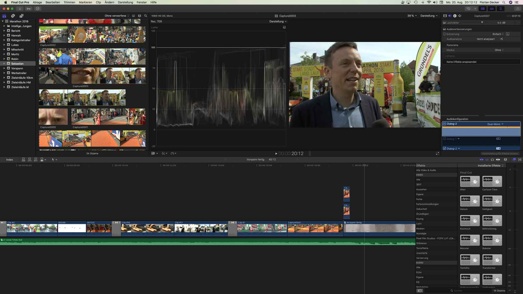 FCPX Screenshot 1 marathon