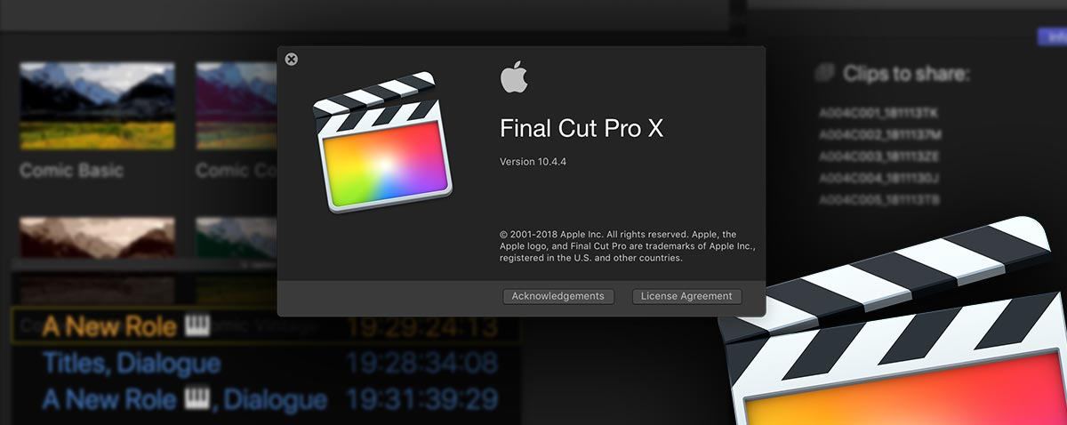 final cut pro 6 download free