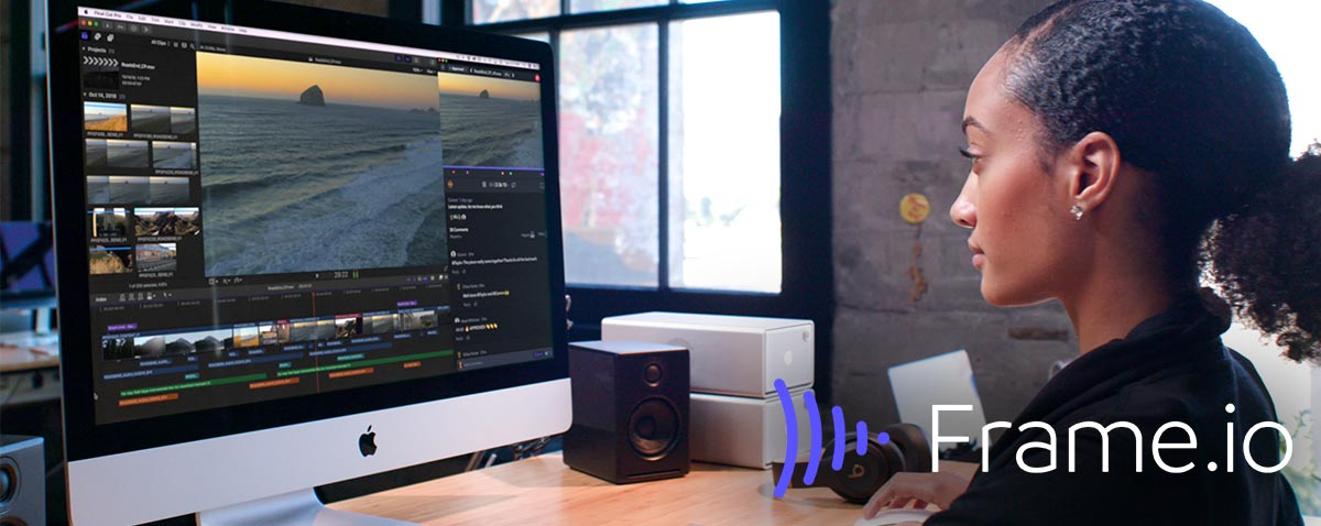 Frame.io Announce a New Workflow Extension for Final Cut Pro X