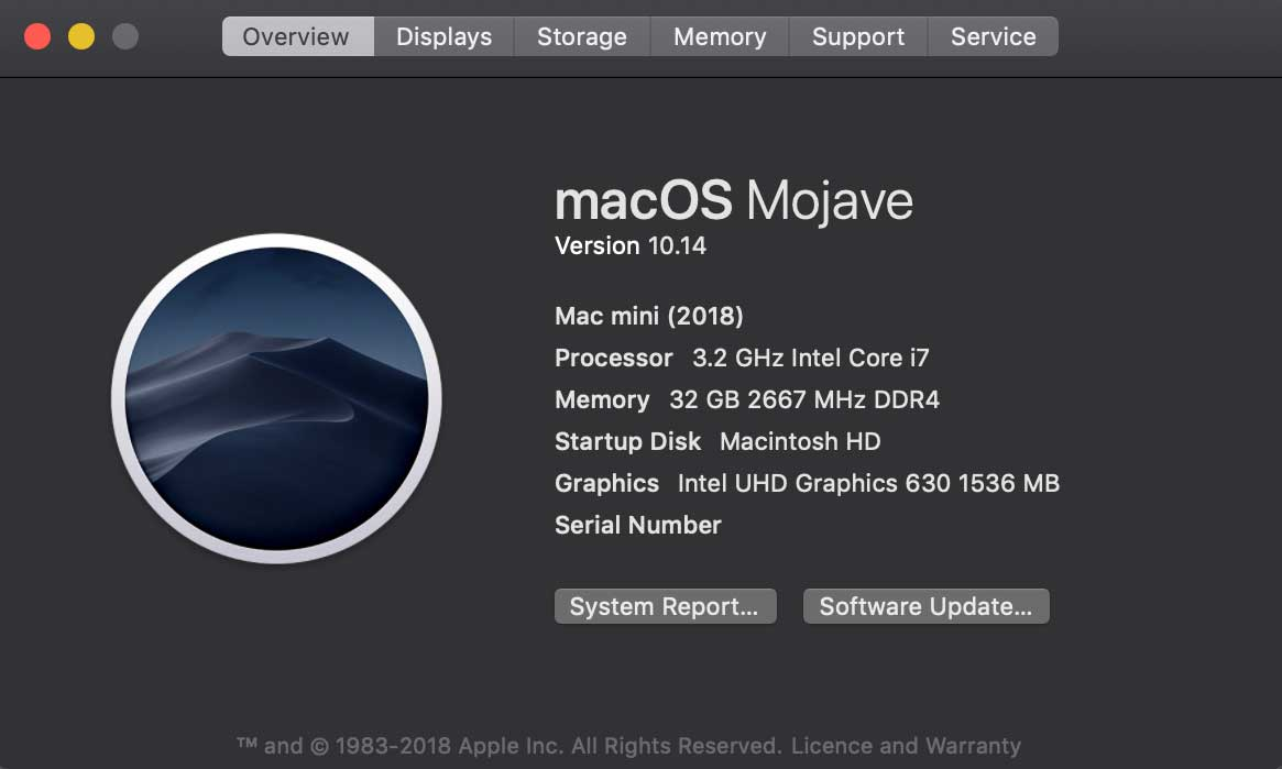 The New Mac Mini and Final Cut Pro X