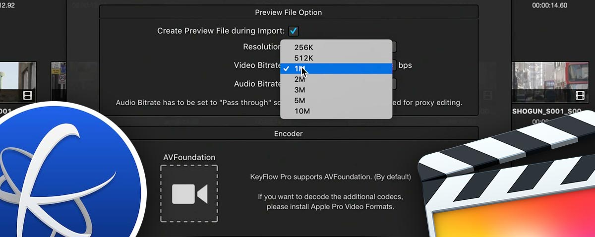 Proxy Workflow at Any Resolution, Across a Network with Final Cut Pro X?  Easy with Keyflow Pro 2