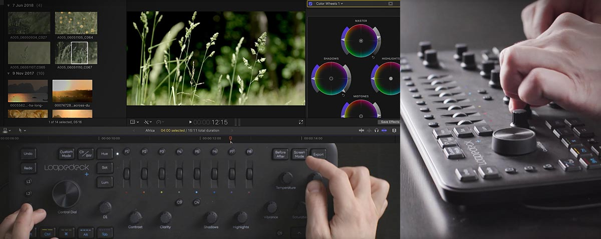 Loupedeck Now Supports Final Cut Pro X