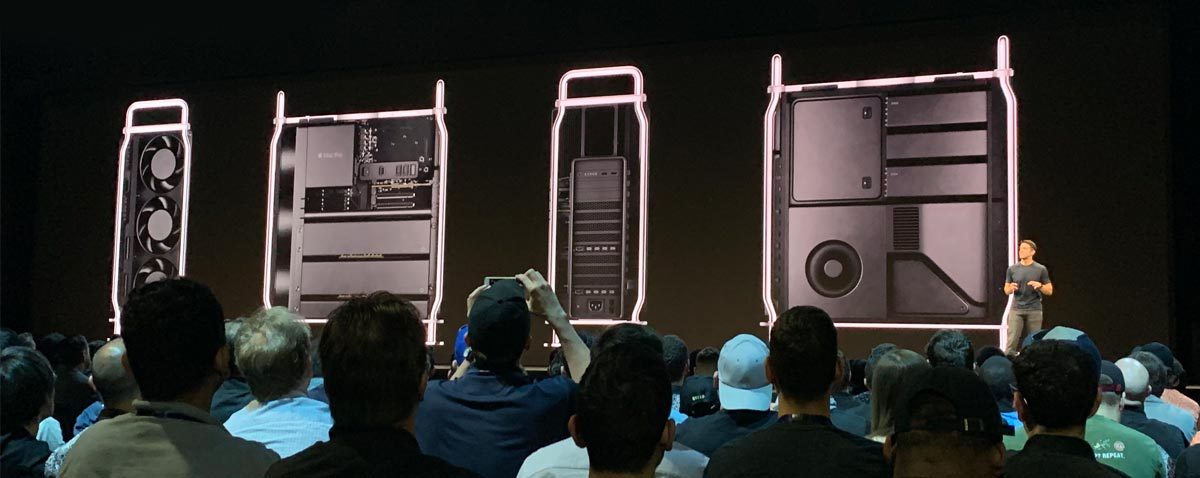 Day Two From WWDC 2019 - More Mac Pro and Pro Display XDR News