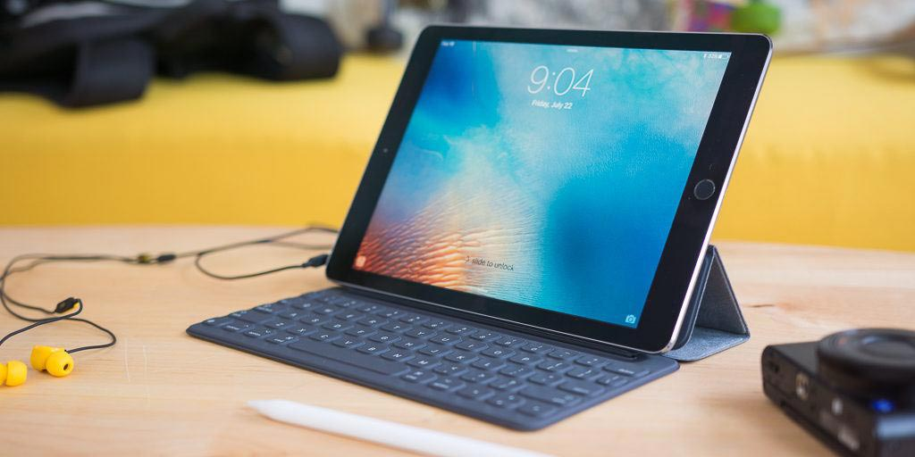 apple ecosystem ipad