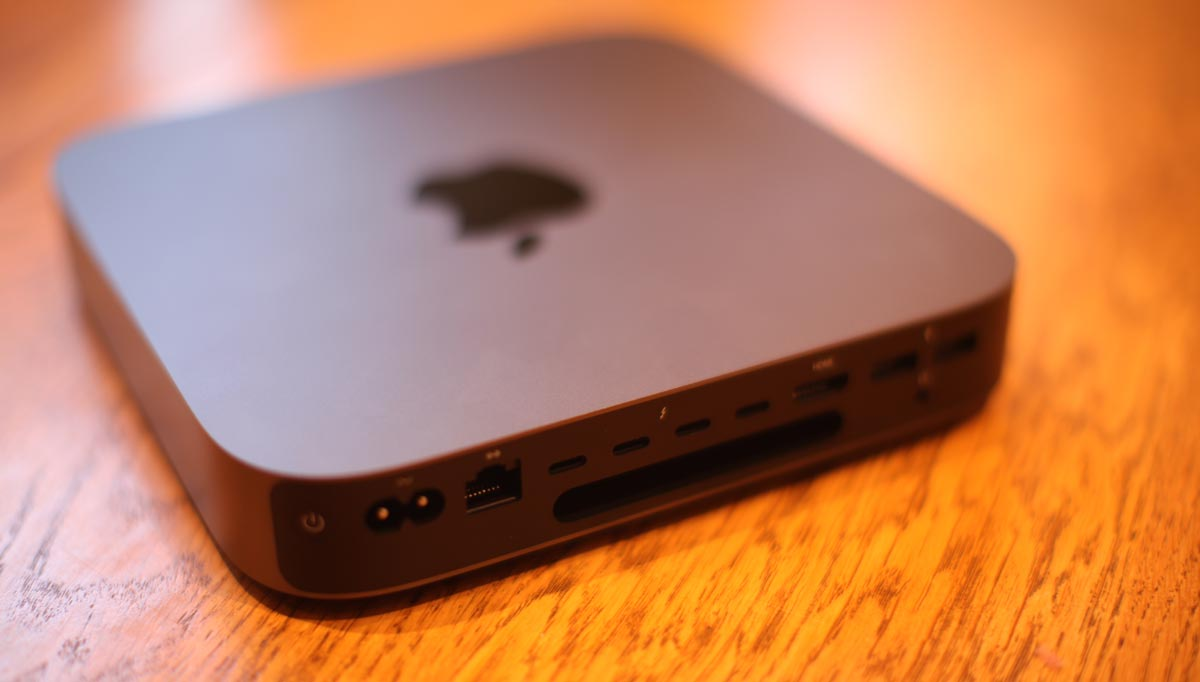 apple ecosystem mac mini2