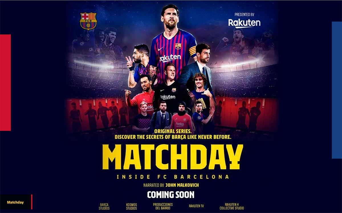 08 Matchday