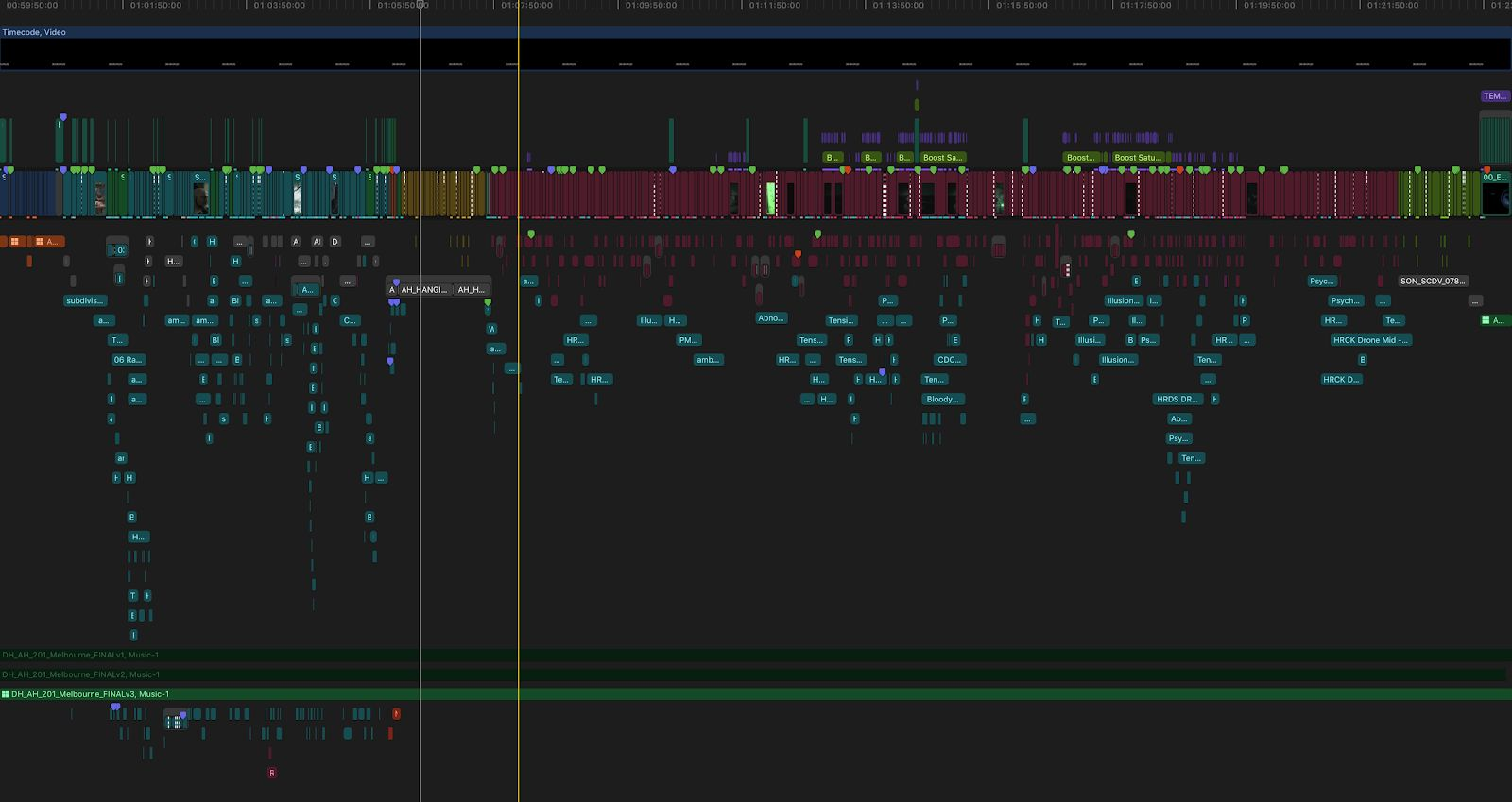 FCPX WORKFLOw HAUNTER Page 32 Image 0001