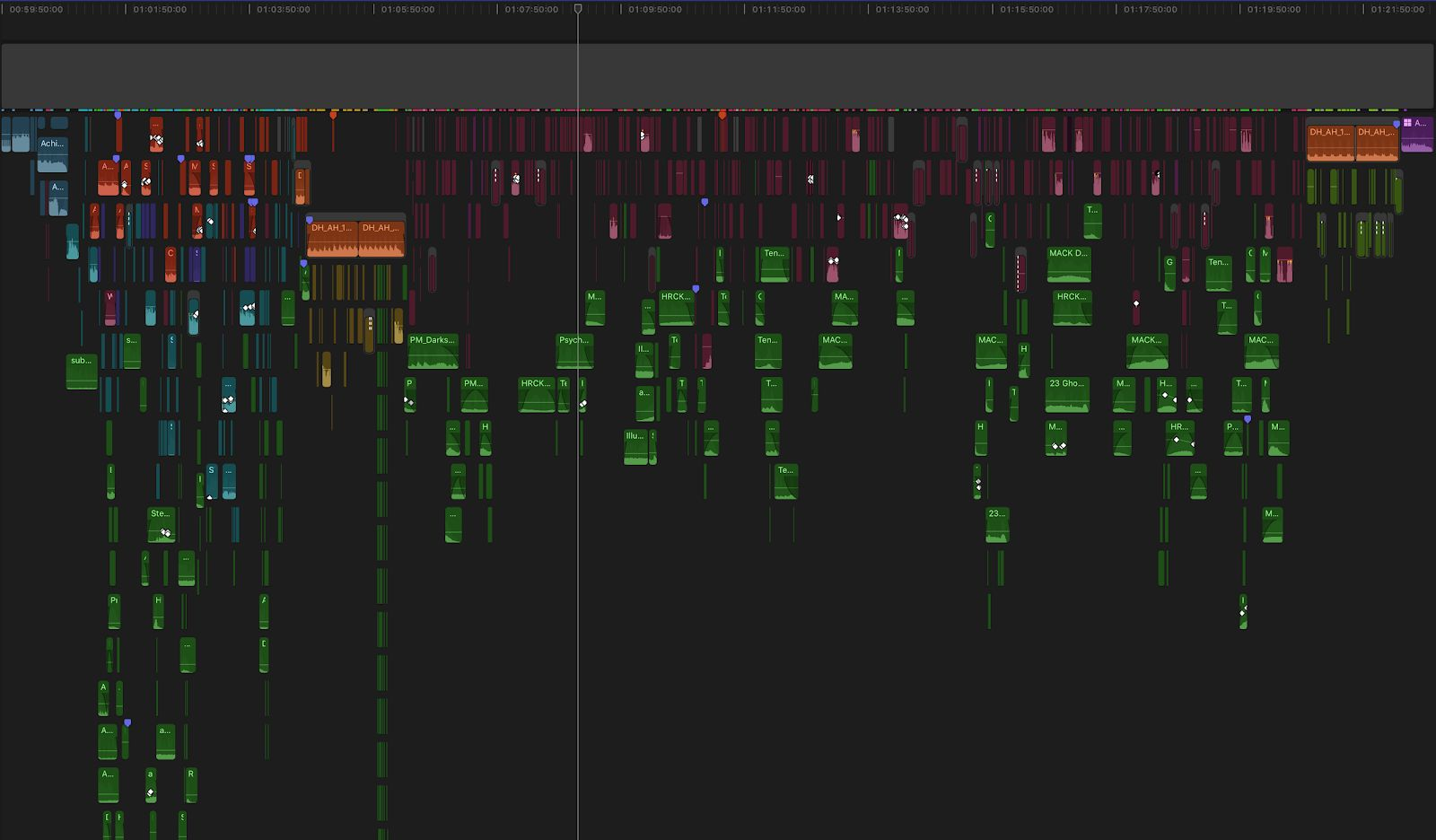 FCPX WORKFLOw HAUNTER Page 40 Image 0001
