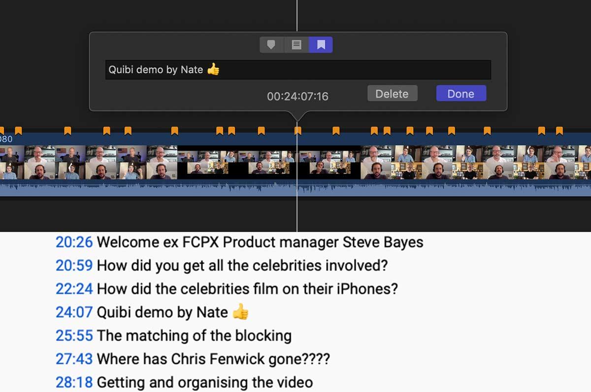 creators best friend FCPX Emoji