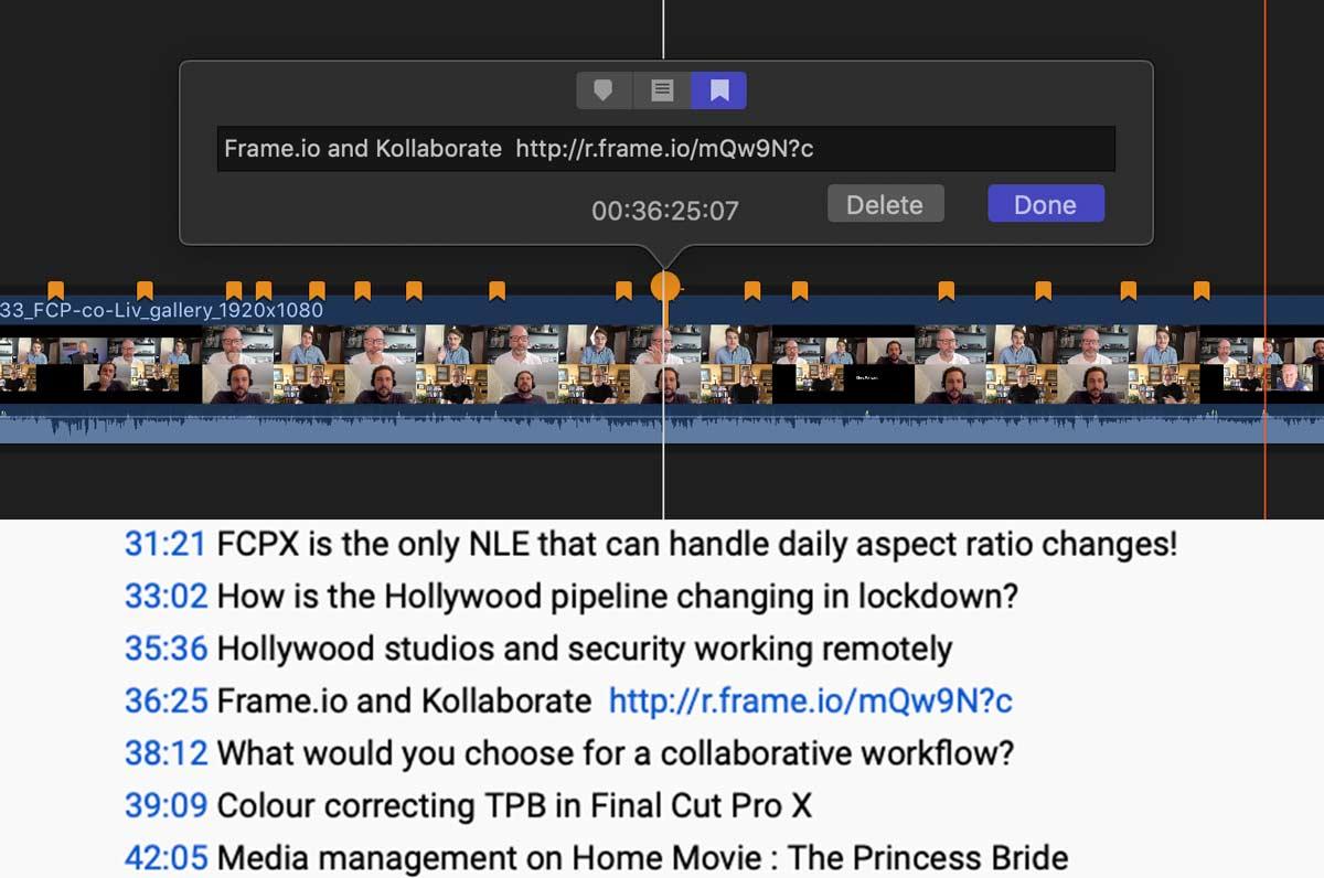 creators best friend FCPX URL