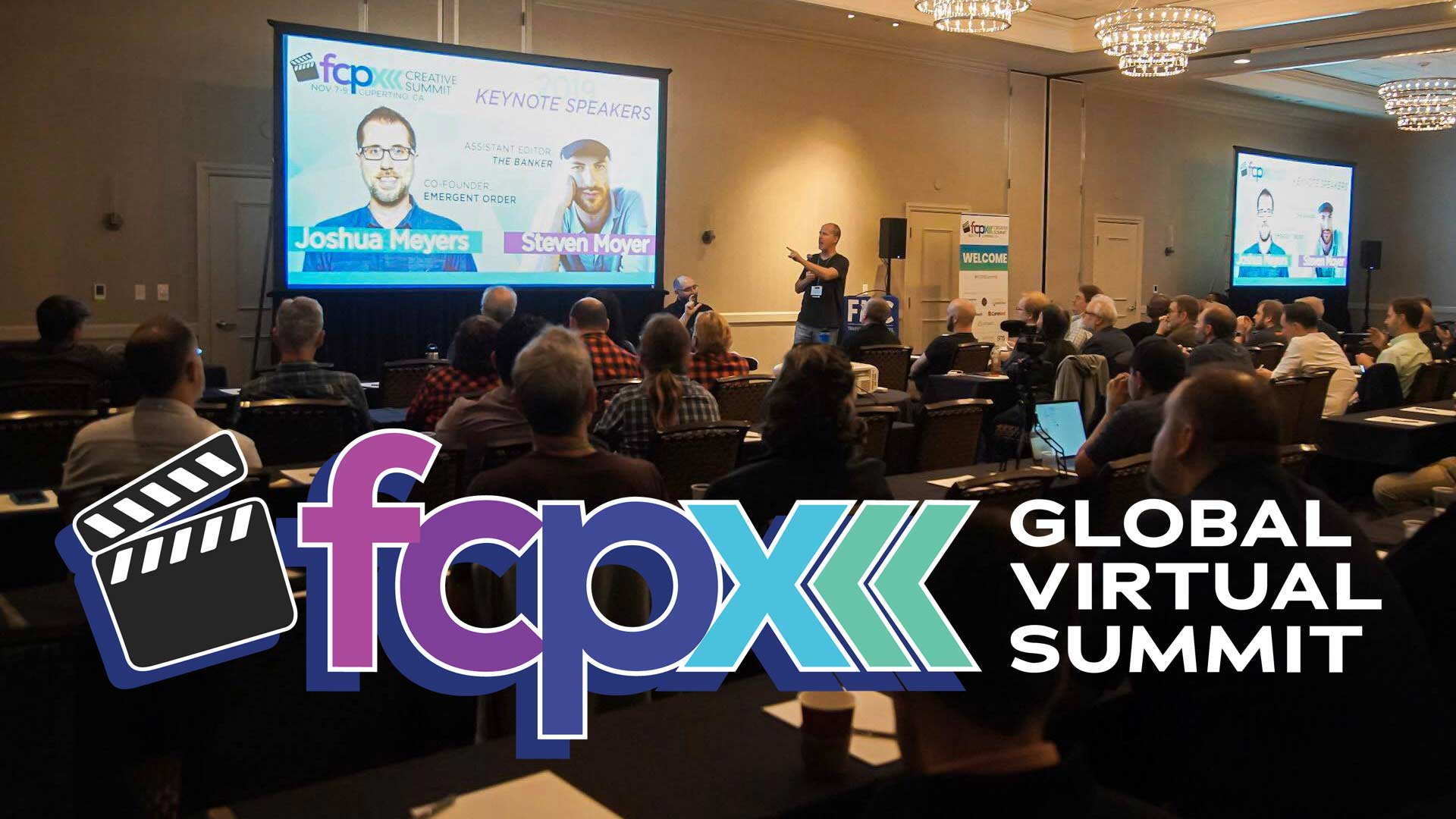 FMC Announces the 2020 FCPX Global Virtual Summit in November