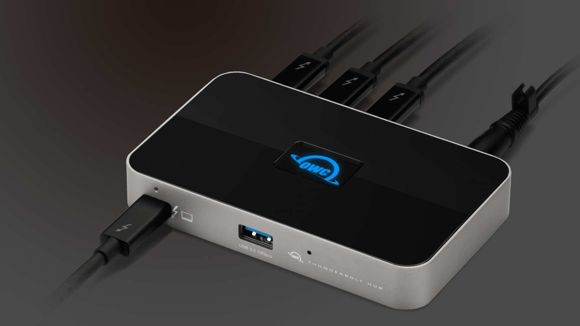 Connect Multiple Thunderbolt Devices with the OWC Thunderbolt Hub