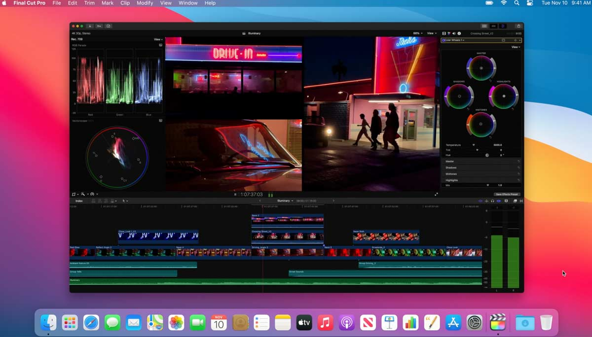 fcpx apple silicon
