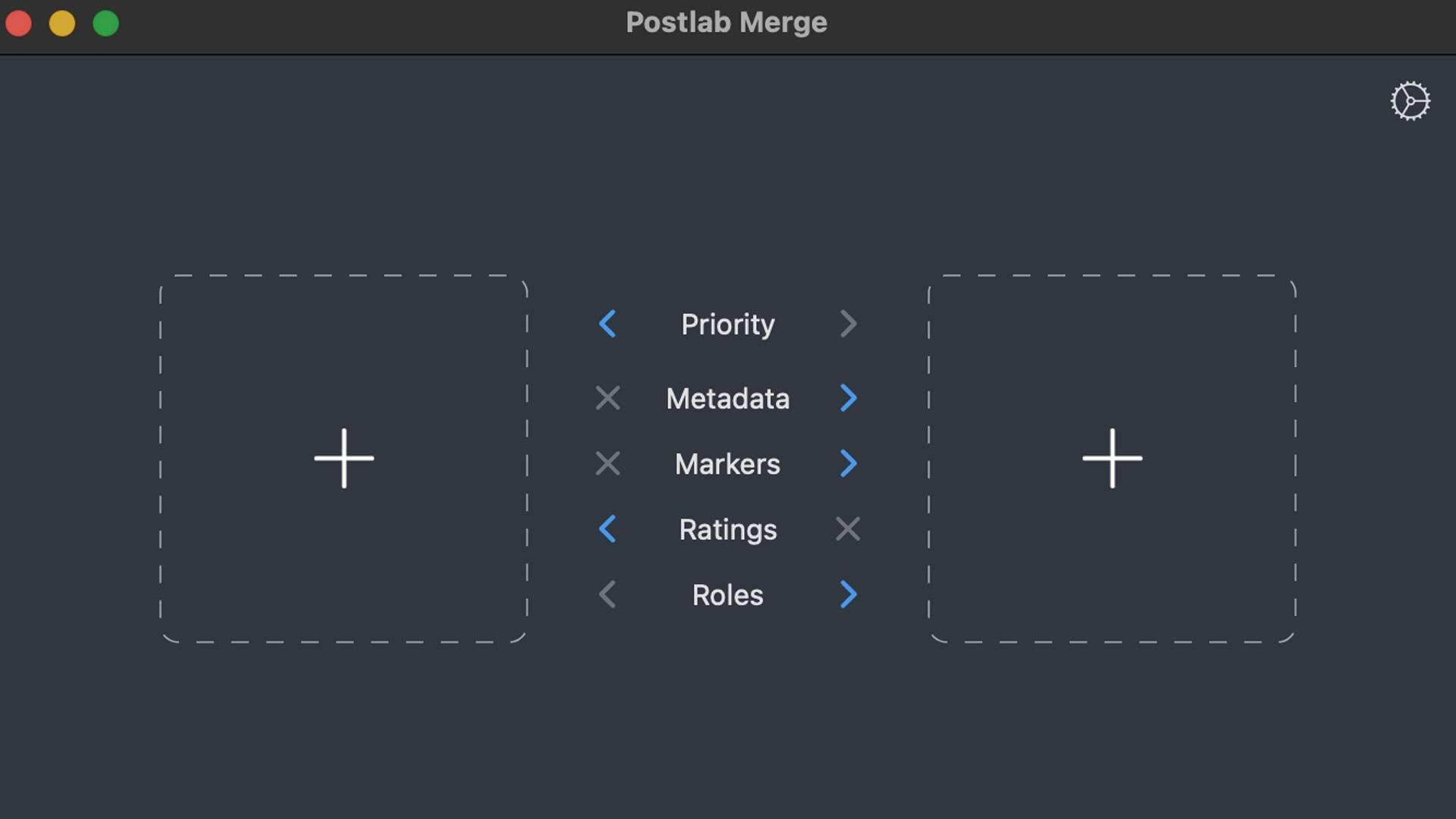Merge Now a Part of Postlab