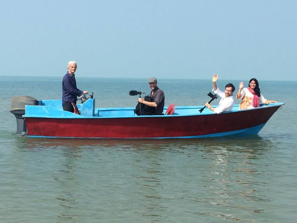 the team on the persian gulf
