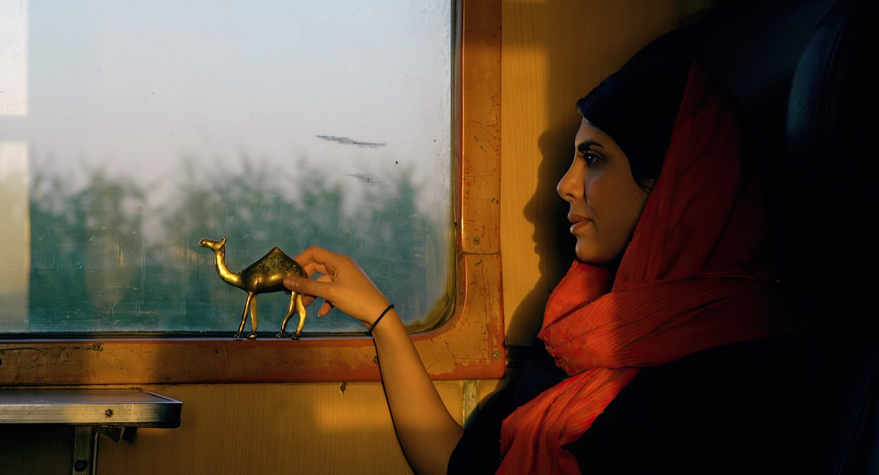 travelling by train and our storyteller negar trains actually take longer than busses