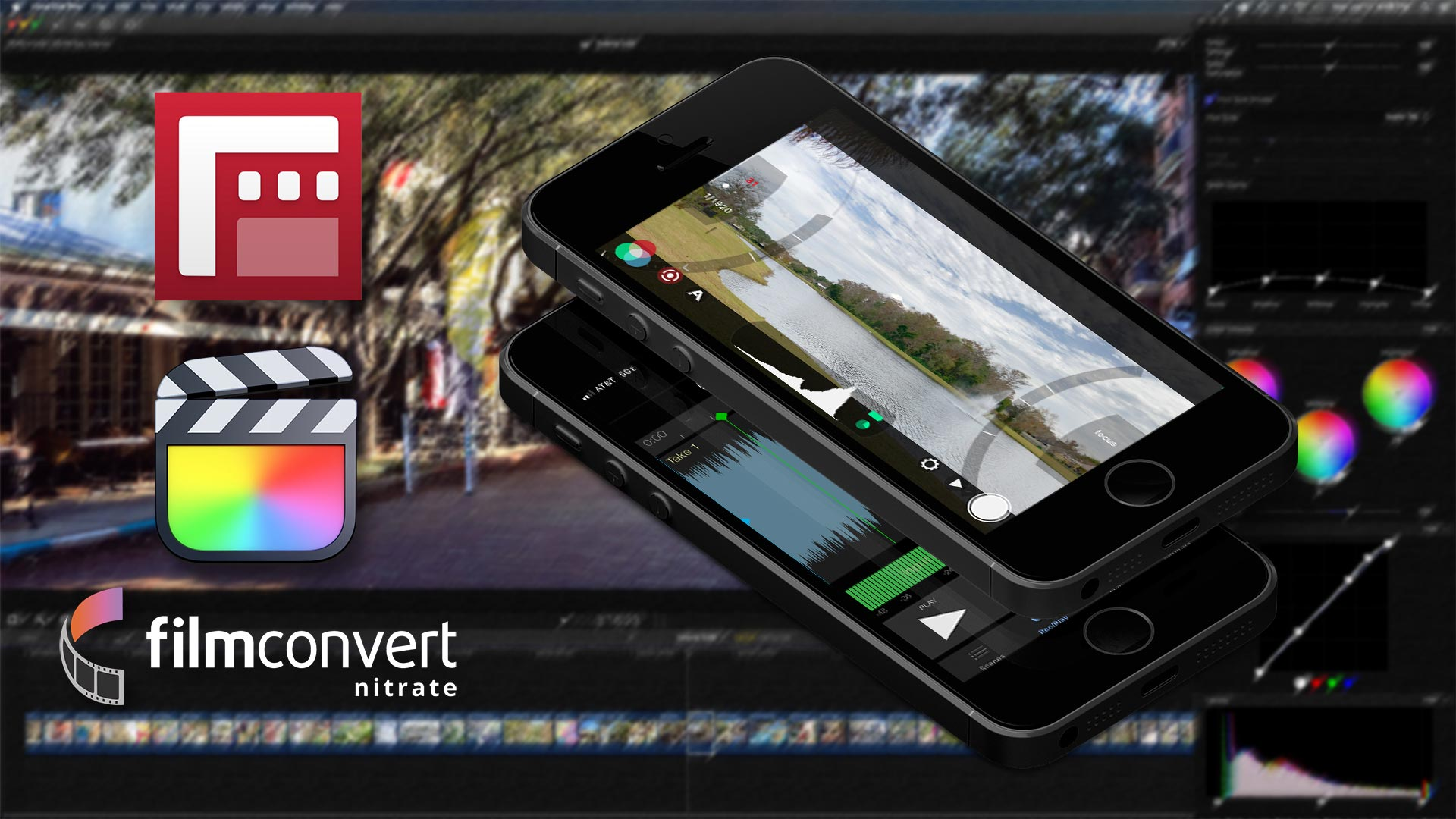Mobile Filmmaking with iPhone, FiLMiC Pro, and Final Cut Pro