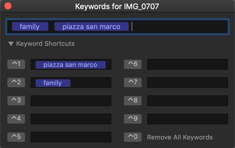 keywords 4