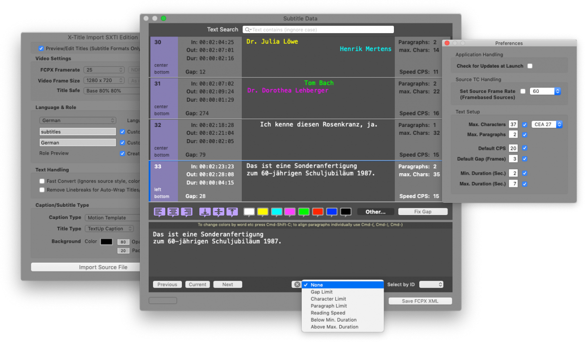 FCP co Forum :: Topic: Subtitle Help (1/1)