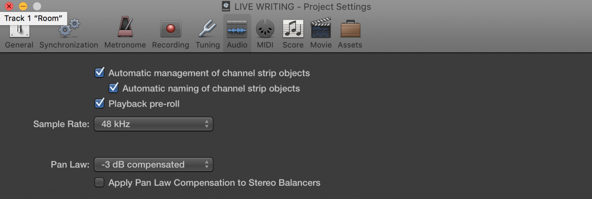 FCP co Forum :: Topic: GoPro + Logic Pro X: Audio Drift in FCPX (1/2)