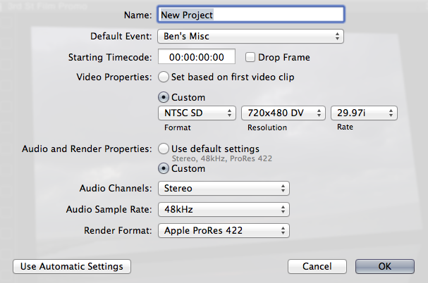 FCP co Forum :: Topic: encoding QT file FROM  m2v file (1/1)
