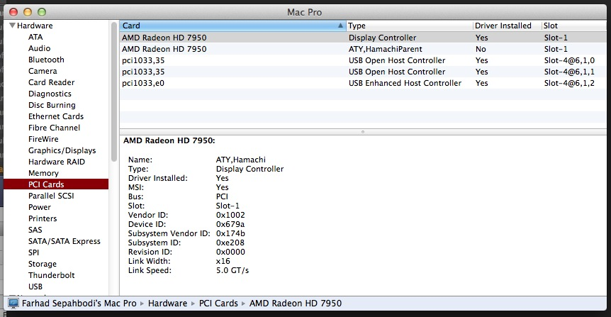 Dual Gpus In Old Classic Mac Pros Fcp Co Forum