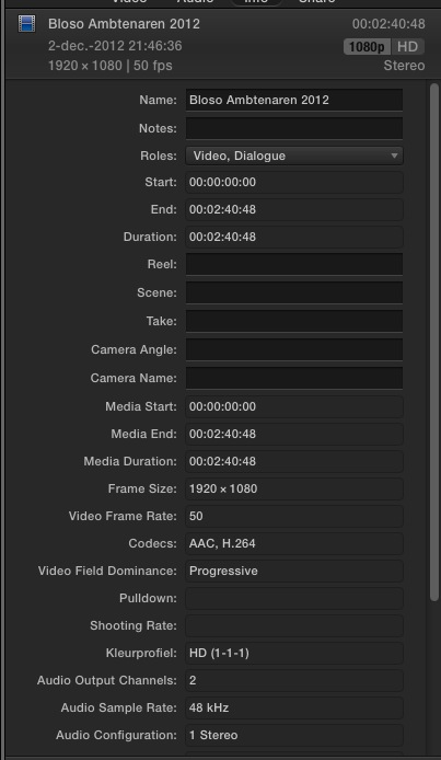 FCP co Forum :: Topic: Video is jittery on playback (1/1)